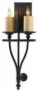 Feiss WB1469AF King's Table 2-Lamp Wall Sconce