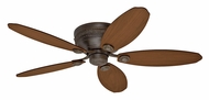 Hunter 54077 St. Michaels 5 Blade Egyptian Bronze Finish 52 Inch Span Home Ceiling Fan