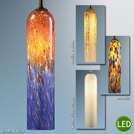 Bruck Chianti LED Art Glass Pendant