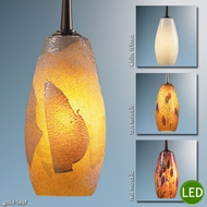 Bruck Mini Ciro LED Art Glass Mini Pendant