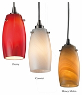 ELK 10223/1 Favelita Transitional Mini Pendant Lighting Fixture - 3 Inch Diameter