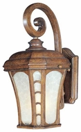 Maxim 85483LTAP Lake Shore ES Small Outdoor Fluorescent Wall Sconce