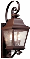 Troy BCD6840OB Carlton Outdoor Wall Lantern - 8.5 inches wide