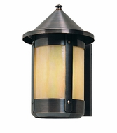 Arroyo Craftsman BS-7R Berkeley Craftsman Outdoor Wall Sconce - 11.25 inches tall