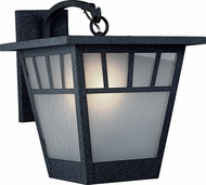 Arroyo Craftsman SB-11 Savannah Craftsman Outdoor Wall Sconce - 11 inches wide