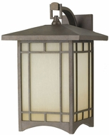 Feiss OL5303-CB August Moon 1-light 16.5 inch Outside Wall Light in Corinthian Bronze