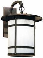 Arroyo Craftsman BB-17L Berkeley Craftsman Outdoor Wall Sconce - 22.875 inches tall