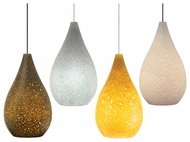 Tech Brulee Low-Voltage Art Glass Pendant Light