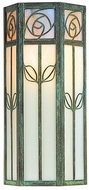 Arroyo Craftsman SCW-16 Saint Clair Craftsman Outdoor Wall Sconce - 16 inches tall