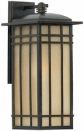 Quoizel HCE8409IB Hillcrest Imperial Bronze Outdoor Wall Sconce - 20 inches tall
