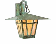 Arroyo Craftsman WB-12 Westmoreland Craftsman Outdoor Wall Sconce - 12 inches wide