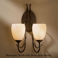 Hubbardton Forge 20-3062 Trellis 2-Light Glass Wall Sconce