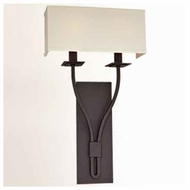 Troy B2462 Sconces 2-light Curvilinear Contemporary Style Wall Sconce