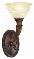 World Imports 375558 Sconce 15  Wall Sconce w/ Oxide Bronze