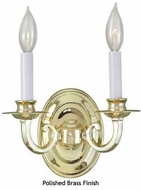 World Imports 3202 Sconce 2-light 9  Wall Sconce