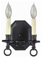 World Imports 13342 Hastings 2-light 7  Wall Sconce