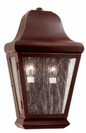 Troy BCD6841OB Carlton Outdoor 2 Light Wall Sconce
