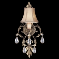 Fine Art Lamps 163150 A Midsummer Night's Dream 1-light Traditional Crystal Sconce Light