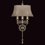 Fine Art Lamps 808450 Villa Vista 3-light Classic ADA Wall Sconce Fixture