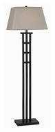 Kenroy Home 32158BRZ McIntosh 58 Inch Tall Transitional Bronze Floor Lamp