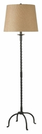 Kenroy Home 32183BRZ Knox Bronze Finish 58 Inch Tall 4 Legged Floor Lamp