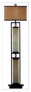 Kenroy Home 30742ORB Plateau Transitional Style 61 Inch Tall Oil Rubbed Bronze Floor Light