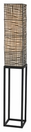 Kenroy Home 21069BRZ Fortress Contemporary 60 Inch Tall Bronze Floor Lamp Tower