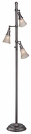 Lite Source LS81942 Mercede Antique Copper Floor Lamp