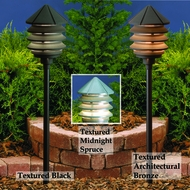 Kichler 15005 Three Tier Landscape Path Light