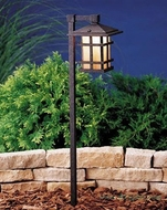Kichler 15232agz Cross Creek Line-Voltage Path Light