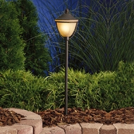 Kichler 15367tzt Rounded Lantern Landscape Path Light