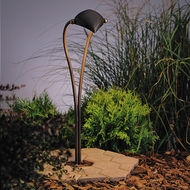 Kichler 15330oz Adjustable Crescent Landscape Path Light