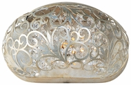 Maxim 24158BCGS Arabesque Crystal Wall Light Sconce
