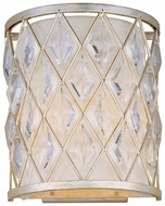 Maxim 21458OFGS Diamond 2-lamp Wall Sconce Light