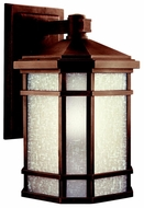 Kichler 11019PR Cameron 17.5 Inch Energy Efficient Fluorescent Outdoor Wall Lantern