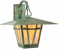 Arroyo Craftsman WB-17 Westmoreland Craftsman Outdoor Wall Sconce - 17 inches wide