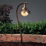 Kichler 15369tzt Vintage Park Landscape Path Light