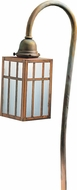 Arroyo Craftsman LV36-P6 Pasadena Craftsman Low Voltage Landscape Light - 36 inches tall