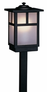Arroyo Craftsman MSP-5 Mission Craftsman Landscape Light - 18.25 inches tall