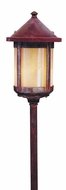 Arroyo Craftsman LV18-B6S Berkeley Outdoor Low Voltage Landscape Light - 25.625 inches tall