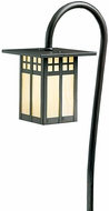 Arroyo Craftsman LV27-G6L Glasgow Craftsman Low Voltage Long Body Landscape Light - 27 inches tall