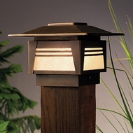 Kichler kci-15071oz Zen Garden Post Light