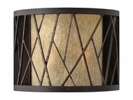 Fredrick Ramond 41610ORB Nest 2-light Short Wall Sconce Lighting
