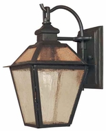World Imports 910106 Cairns Small Outdoor Wall Sconce