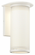 Troy B3742 Hive Medium LED 12 Inch Tall Modern Outdoor Light Sconce With Finish Options