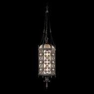 Fine Art Lamps 325282 Costa Del Sol 49 inch outdoor hanging lantern in Marbella wrought iron