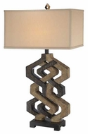 Quoizel NX922T Rivers Table Lamp