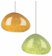 Tech River Rock Wedge Low-Voltage Pendant Light