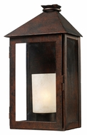 Landmark 65040-1 New Colony 16 Inch Tall Classic Bronze Outdoor Wall Lighting - Traditional