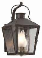 Troy B3761 Nantucket Small Transitional Style 14 Inch Tall Outdoor Wall Light